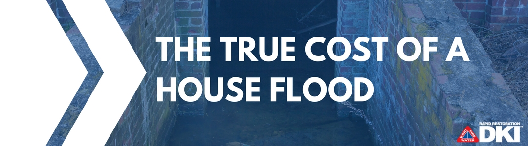 The True Cost of a House Flood