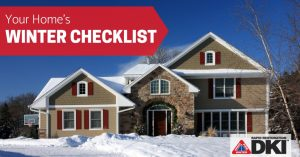 Your Home's Winter Checklist