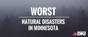 Worst Natural Disasters in Minnesota