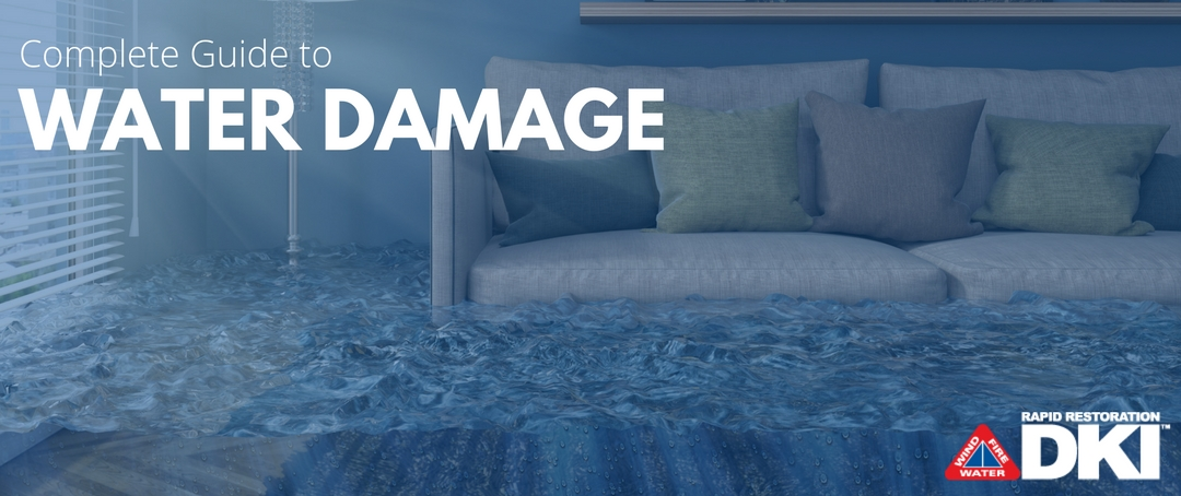 Complete Guide to Water Damage