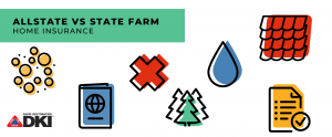 Allstate vs State Farm